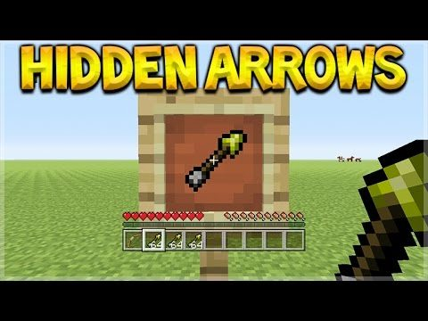 Minecraft Console Edition – The Hidden Spectral Arrow In TU46