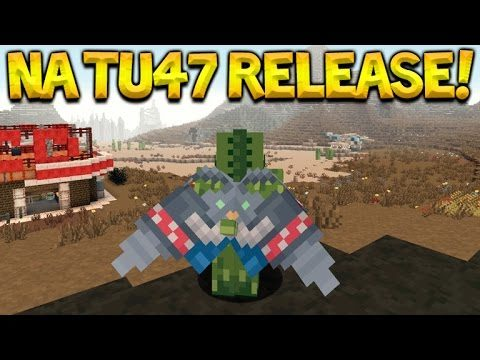 Minecraft PS3/PS4 – TU47 OUT NOW! In North America Sony Consoles