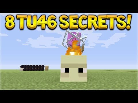 Minecraft Xbox 360/PS3 – 8 Secret Features You Did Not Know About TU46