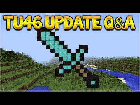 Minecraft Xbox 360/PS3: Title Update 46 Q&A – NEW Combat Changes + 2017 Console Realms