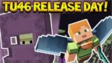 Minecraft Xbox 360/PS3 – TITLE UPDATE 46 RELEASE DAY & ALL FEATURES!