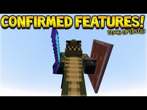 Minecraft Xbox 360/PS3 – Title Update 46 ALL CONFIRMED Features So Far