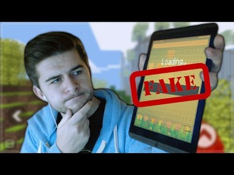 TOP 5 WORST MINECRAFT POCKET EDITION RIPOFFS!