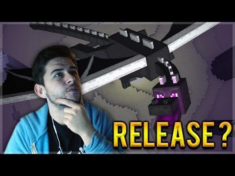 WHEN IS MINECRAFT POCKET EDITION 1.0 BEING RELEASED!!!