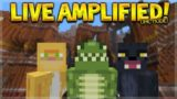 Minecraft Console Edition – LIVE Ultra Hardcore Amplified Survival W/ Robcat