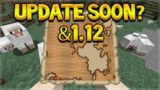 Minecraft Console Edition – NEW UPDATE COMING SOON & 1.12 Update News