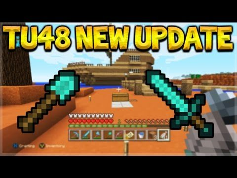 Minecraft Console Edition – Title Update 48 NEW Changes + NEW Achievements (Console Edition)