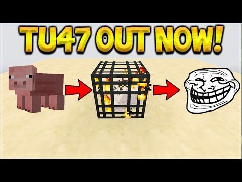 Minecraft Console Edition – Title Update 47 OUT NOW – NEW Changes & Bug Fixes