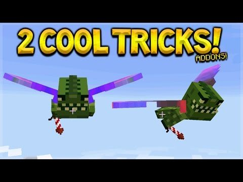 Minecraft Pocket Edition – 2 Cool Elytra Tips And Tricks Addons For Survival Players