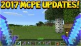 Minecraft Pocket Edition – 2017 UPDATES WE CAN EXPECT FOR MCPE!