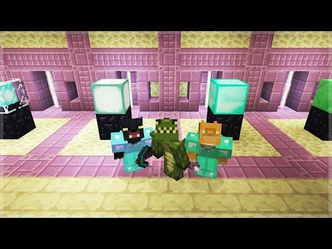 Minecraft Xbox – Soldier Adventures Season 2 – Enderman XP Farm Episode 91
