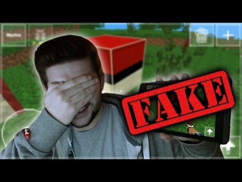 THE TOP 5 WORST MINECRAFT POCKET EDITION FAKE RIPOFF APPS!