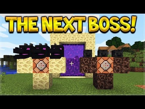 WHAT IS THE NEXT BOSS COMING TO MINECRAFT???