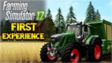 Farming Simulator 2017 | New Farmer In Town | First Experience Episode 1