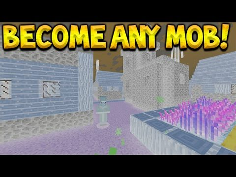 HOW TO LOOK THROUGH ALL MINECRAFT MOBS EYES!