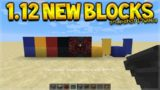 Minecraft 1.12 Snapshot – (17w06a) NEW Blocks Added, Colour Changes & Tool Bar Saving (1.12 Update)