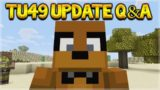 Minecraft Console Edition – Title Update 49 Q&A Custom Skins & Bigger Multiplayer (Console Edition)