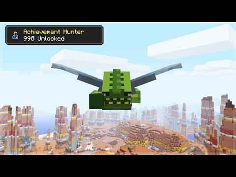 Minecraft Xbox – Soldier Adventures Season 2 – Achievement Hunter Episode 95