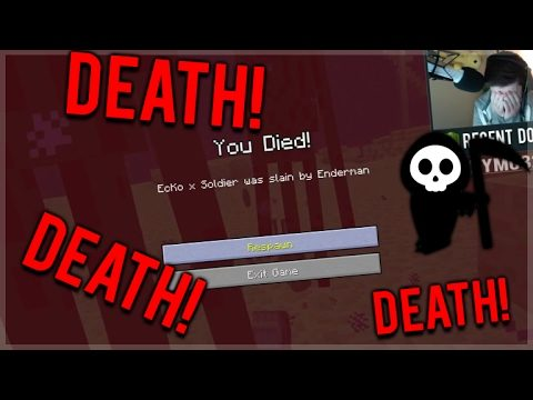 THE ULTIMATE DEATH COMPILATION W/ ROBCAT99 IN UNDERGROUND SURVIVAL