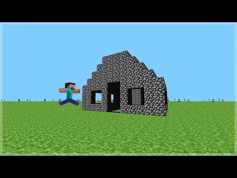 THE VERY FIRST EVER VERSIONS OF MINECRAFT