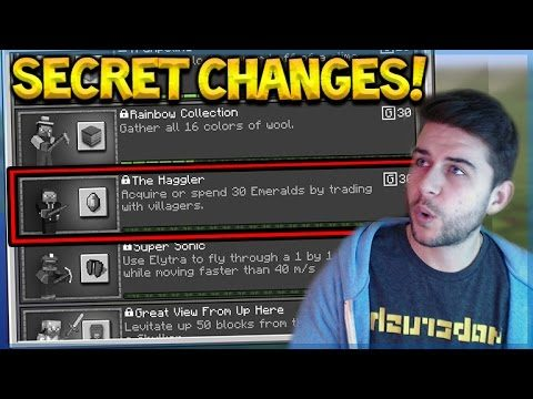 1.0.4 SECRET CHANGES! Minecraft Pocket Edition 1.0.4 NEW Achievements, SEEDS & More (Pocket Edition)