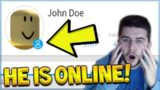 DO NOT PLAY ROBLOX ON MARCH 18TH JOHN DOE & JANE DOE MASS HACKING! (WARNING!)