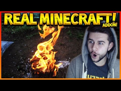 HOW TO MAKE MINECRAFT REALISTIC! Minecraft Pocket Edition Realistic Sounds (Pocket Edition)
