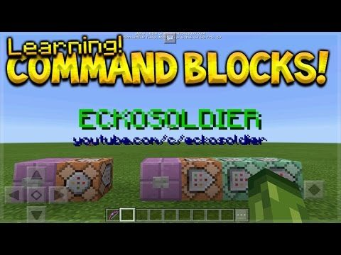 MCPE command blocks Archives - Page 6 of 7 - EckoxSolider