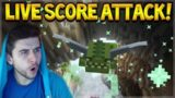 LIVE GLIDE SCORE ATTACK! Minecraft Console GLIDE Mini-Game W/ Subscribers (Console Edition)