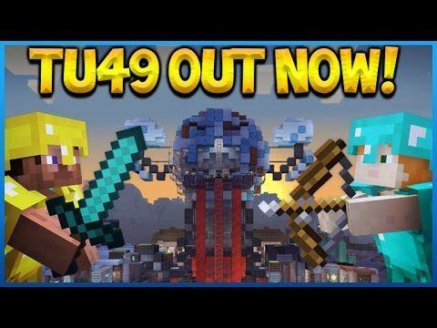 Minecraft Console Edition – Title Update 49 Out Now! (New Features & Bug Fixes (Console Edition)