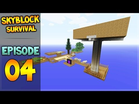 Minecraft Xbox – Skyblock Survival – Challenge Time Episode 4