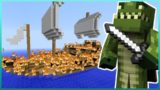 Minecraft Xbox – Soldier Adventures Season 2 – Battle Ships Episode 99