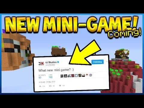 NEW MINI-GAME COMING!! Minecraft Console Edition – The Next Mini-Game Coming Next Week