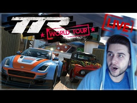 TABLE TOP RACING: WORLD TOUR! – MICRO MACHINES LET'S RACE W/ Robcat99  #ttr