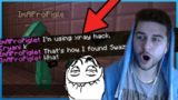 WE TROLLED THE MINECRAFT HACKER!! The Ultimate Troll On Minecraft Players (Minecraft Trolling)