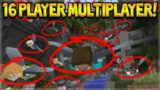 16 PLAYER SURVIVAL!! Minecraft Console Edition – 16 PLAYER MULTIPLAYER Future Features (Discussion)