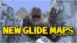 EARLY GAMEPLAY PREVIEW Minecraft Console Edition – NEW GLIDE MINIGAME MAPS PREVIEW (Console Edition)
