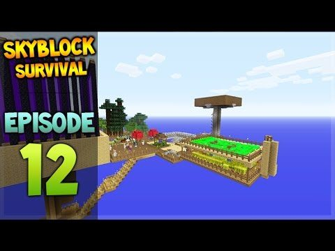 Minecraft Xbox – Skyblock Survival – The Looters Episode 12