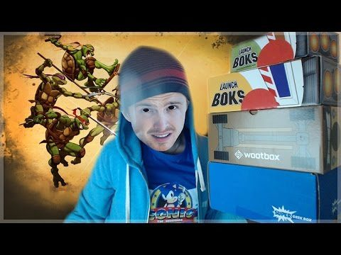 MYSTERY UNBOXING!! – LAUNCH BOKS, SUPERGEEK BOX & WOOTBOX – MINECRAFT TOY HEAVEN & T-SHIRTS!