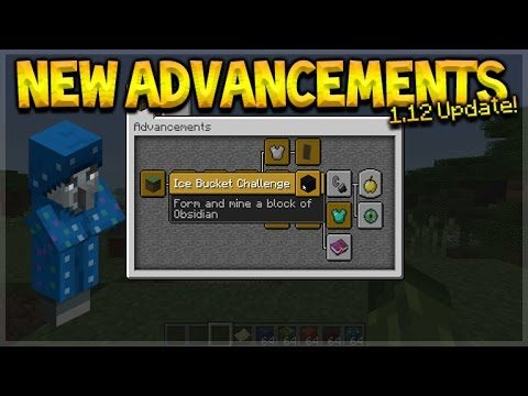 NEW ADVANCEMENTS! Minecraft 1.12 Update – Snapshot 17w17a Terracotta Map Changes (1.12 Update)
