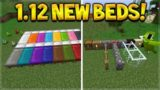 NEW DYEABLE BEDS!! Minecraft 1.12 Update – Snapshot 17w15a – NEW Beds & Block Mechanics!