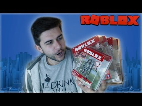 REAL LIFE ROBLOX TOYS!! MYSTERY PACKAGE UNBOXING!