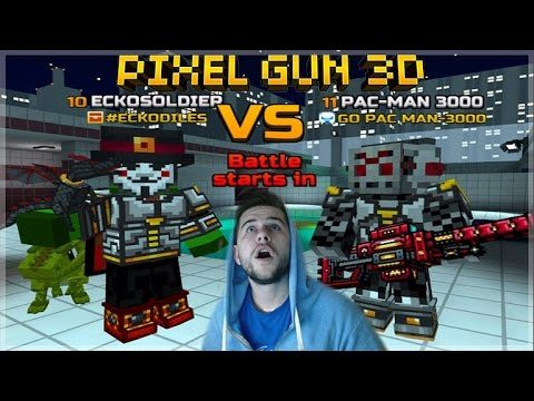 WE ARE UNBEATABLE!! 1V1 DUEL GAME-MODE Pixel Gun 3D