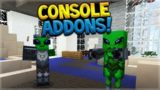 ADDONS COMING TO CONSOLE!! Minecraft Console Edition – MODS ADDONS Coming SOON (Console News)