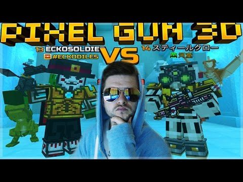 EPIC UNBEATEN WIN STREAK!! 1V1 DUELS GAME-MODE! Pixel Gun 3D