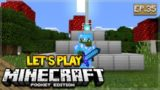 Let's Play Minecraft Pocket Edition 1.1 – Let's Build 35 (Pocket Edition)