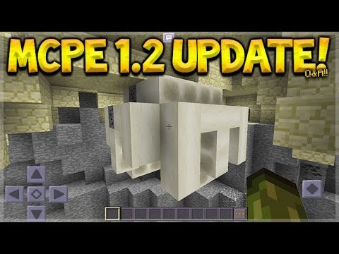 Minecraft Pocket Edition UPDATE 1.2 Q&A Custom Mob Heads (Pocket Edition)