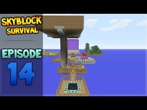 Minecraft Xbox – Skyblock Survival – The Preparation 14