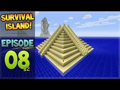 Minecraft Xbox – Survival Island – Bridge To Another Side Episode 8