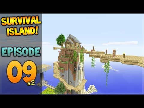Minecraft Xbox – Survival Island – Mining Expedition  Episode 9